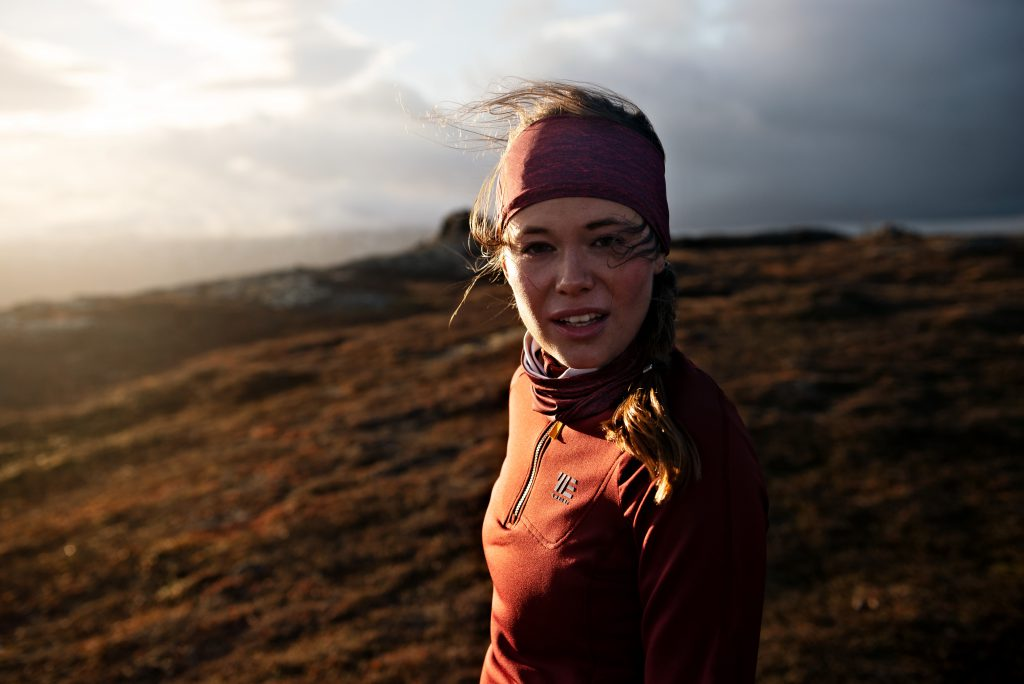 Outdoor lifestyle photography running fashion