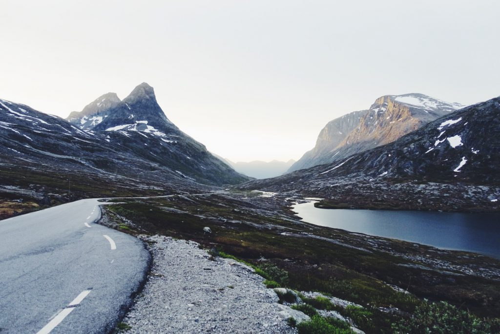 Outdoor lifestyle photography landscape Norway